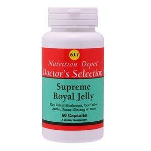 Sữa Ong Chúa 63.1 Supreme Royal Jelly chính hãng