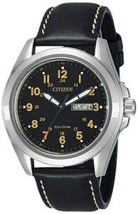 Đồng hồ Citizen Eco Drive AW0050-07E dây da