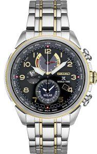 Đồng hồ Seiko Prospex Solar SSC508 kính Sapphire