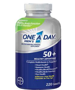 Vitamin tổng hợp One A Day Men's 50+