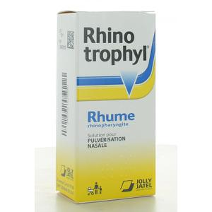 Nhỏ mũi Rhinotrophyl của Pháp 12ml