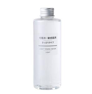 Nước hoa hồng Muji Light Toning water cấp ẩm cho da