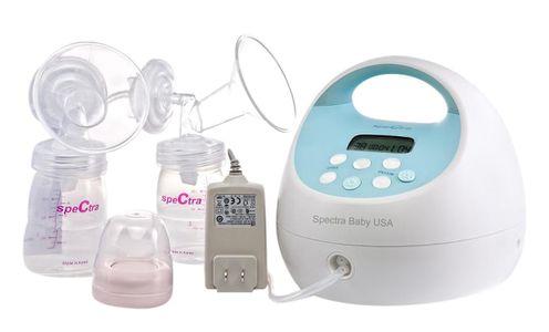 Máy hút sữa Spectra S1 Plus điện đôi