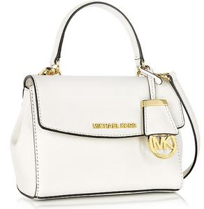 Túi Michael Kors Ava màu Optic White