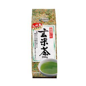 Trà xanh gạo lứt rang Nhật Bản gói 200g