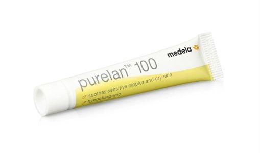 Kem cải thiện nứt cổ gà, nứt đầu ti Medela Purelan 100 (7g)