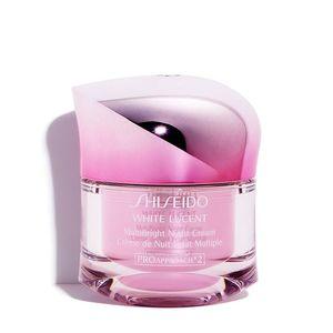 Kem dưỡng trắng ban đêm Shiseido White Lucent Multibright Night Cream
