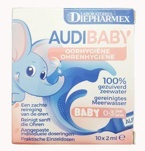 Dung dịch làm tan ráy tai Audi Baby cho trẻ em hộp 10 ống
