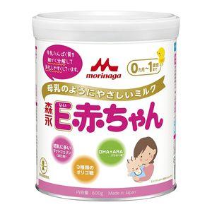 Sữa Morinaga E-Akachan số 0- sữa cho trẻ non tháng