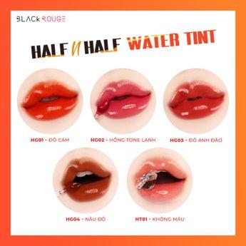 Son Black Rouge Half N Half Water Glow & Tangle Glow