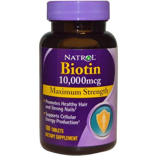 Viên uống Biotin nào tốt hiện nay?
