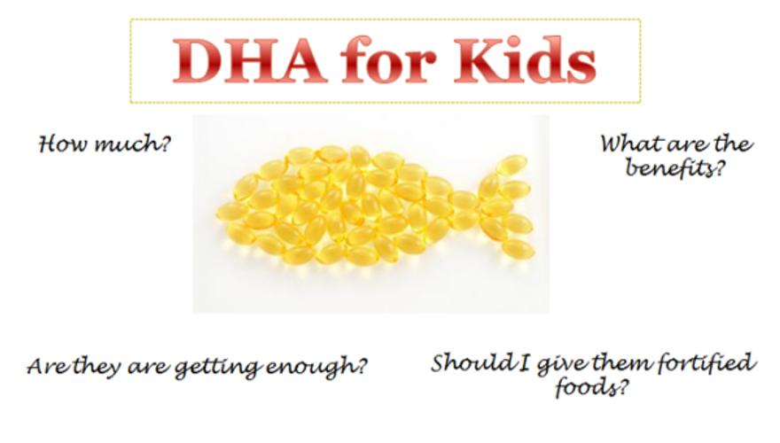 Có nên bổ sung DHA cho trẻ sơ sinh?
