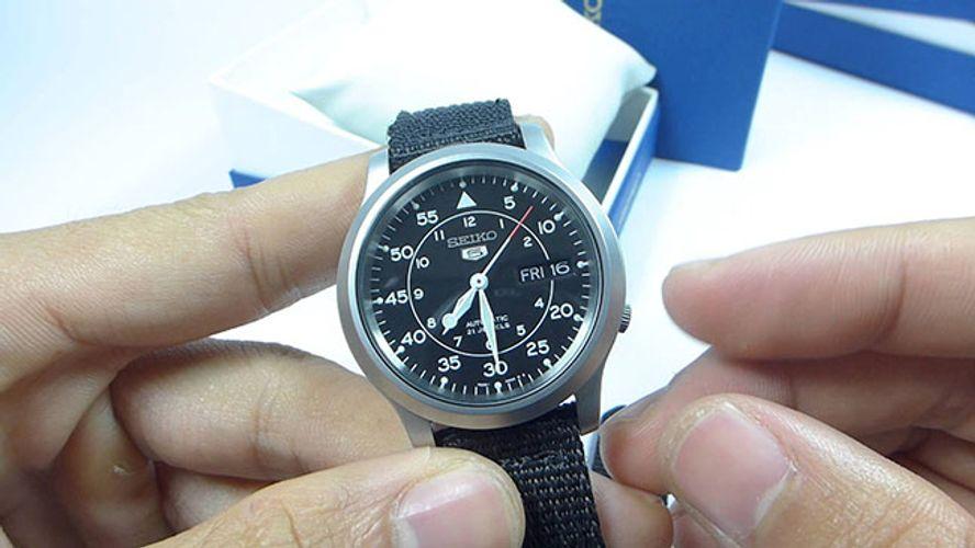Hướng dẫn sử dụng đồng hồ Seiko chi tiết từ A-Z