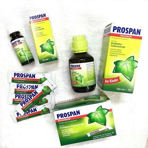 [Hỏi/Đáp] Thuốc ho Prospan của Đức có tốt không? Uống trước hay sau ăn?