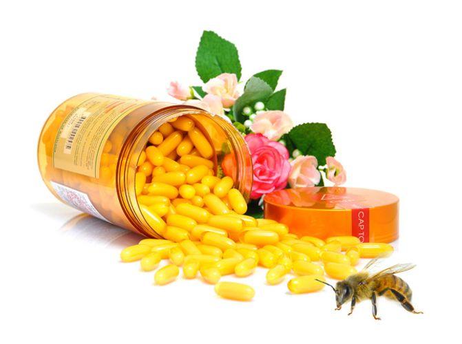 Viên uống sữa ong chúa Úc có tác dụng gì?