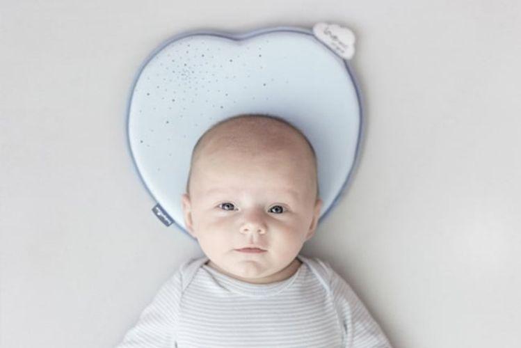 Review gối chống bẹp đầu Babymoov có tốt không? Có nên dùng cho bé?