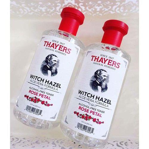 Nước hoa hồng Thayer cho da dầu tốt nhất hiện nay