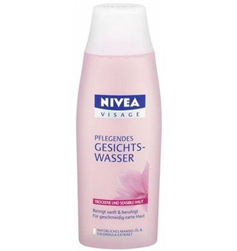 Nước hoa hồng tốt cho da dầu: NIVEA VISAGE