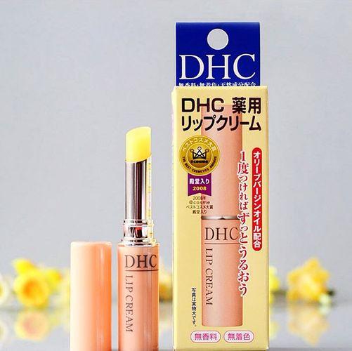 Review son dưỡng DHC không màu có tốt không? Giá bao nhiêu?