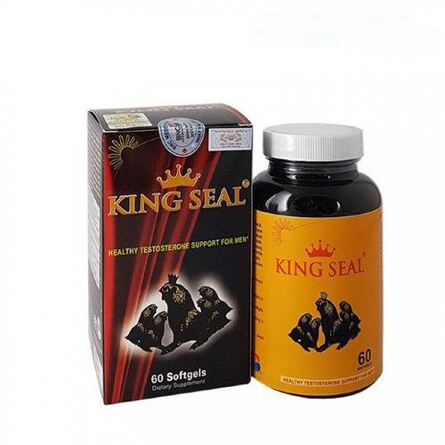 [GÓC BÍ MẬT] Chàng khỏe hơn nhờ có King Seal