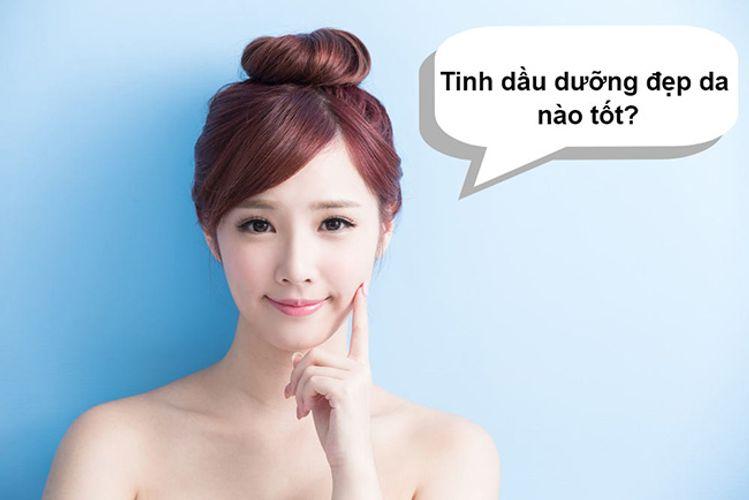 Top 4 tinh dầu dưỡng đẹp da- cho nàng làn da đẹp mịn màng đón Tết cực xinh