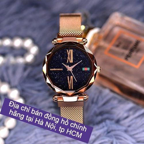 [TIPS] Địa chỉ bán đồng hồ chính hãng tại Hà Nội, tpHCM cho dân chơi đồng hồ
