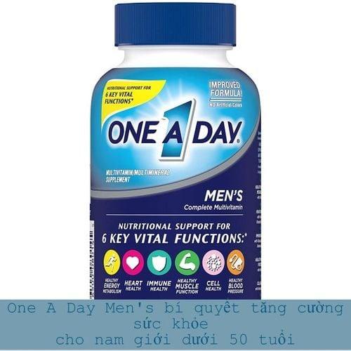 Công dụng của thuốc One A Day Men's?