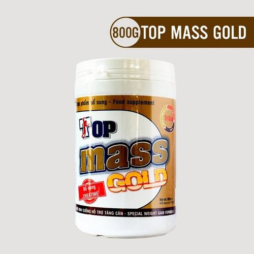 Sử dụng sữa TOP MASS để tăng cân - có nên không ?