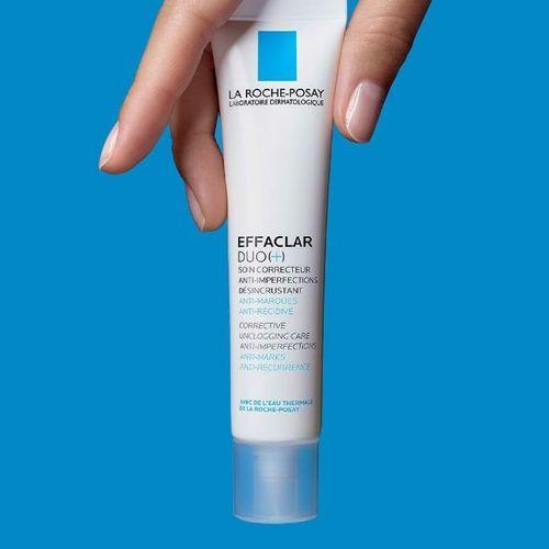 Review La Roche Posay Effaclar Duo (+): kem trị mụn, ngừa thâm hiệu quả cho nàng làm đẹp
