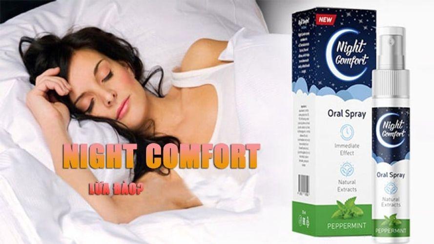 Night comfort lừa đảo không? - 4 Lầm tưởng bạn cần biết trước khi mua
