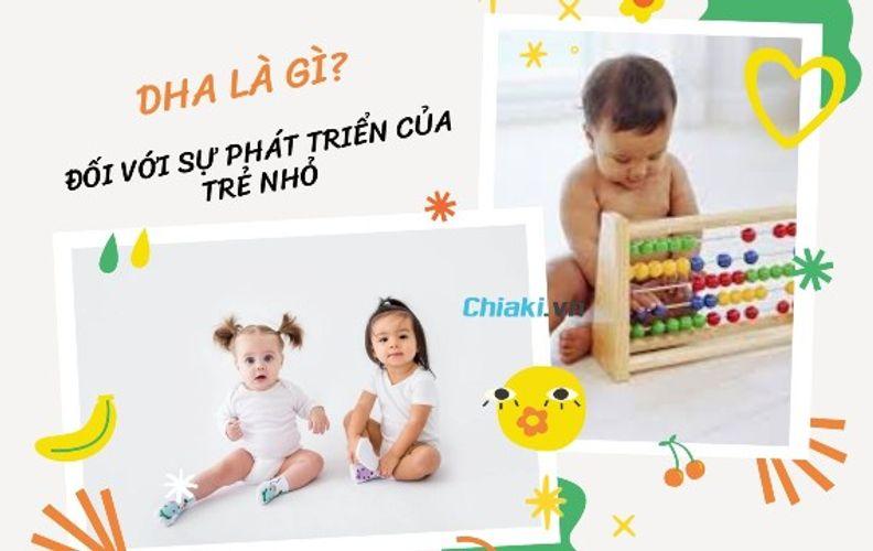 DHA là gì? Có cần bổ sung DHA và Omega-3 cho bé không?