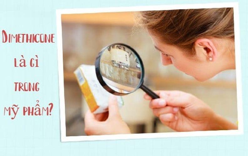 Dimethicone là gì trong mỹ phẩm? Dimethicone có an toàn cho da không?