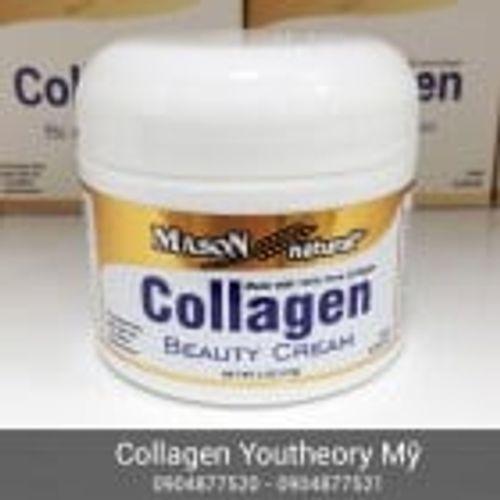 Kem dưỡng da Collagen Mason Natural chống lão hóa với 100% nguyên chất collagen