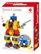 Bộ Xếp Hình Lắp Ghép Robot 92 Mảnh Ghép Toys House 77008