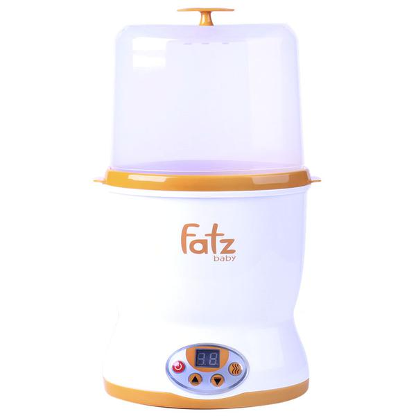 Máy Hâm Sữa Fatzbaby FB3018SL 2 Bình Cổ Rộng