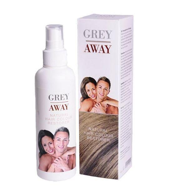 Grey Away- Giảm Tóc Bạc, Khôi Phục Lại Màu Tóc Tự Nhiên
