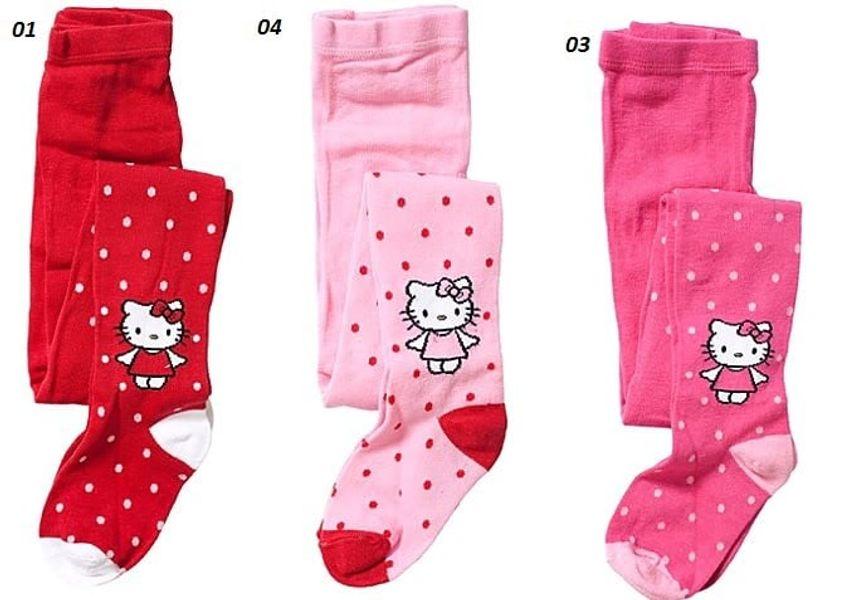 Quần Tất Cho Bé Gái Hello Kitty Xinh Xắn, Đáng Yêu