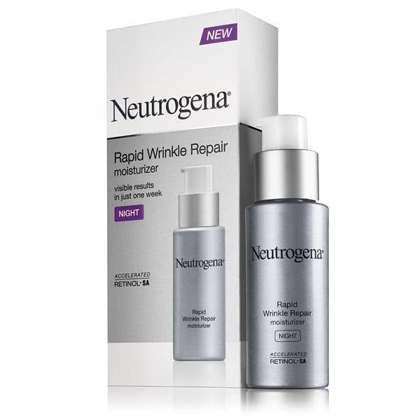 Kem Dưỡng Chống Nhăn Neutrogena Rapid Wrinkle Ban Đêm