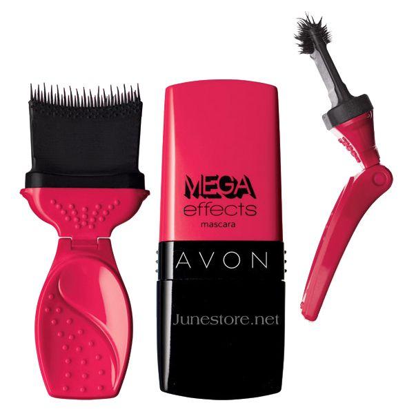 Mascara Avon Mega Effects Giúp Mi Dài, Cong Tự Nhiên