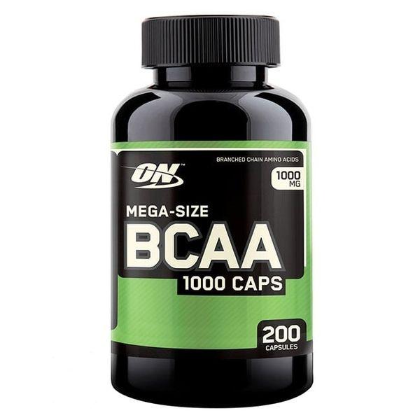 Optimum BCAA 1000 – Viên Uống Phục Hồi Và Tăng Cường Cơ Bắp