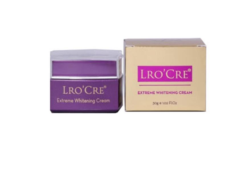 Kem Dưỡng Trắng Da Lro'cre Extreme Whitening Cream Ban Đêm