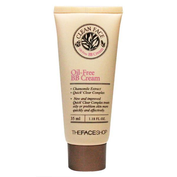 BB Cream The Face Shop Kiềm Dầu Cho Da Mụn