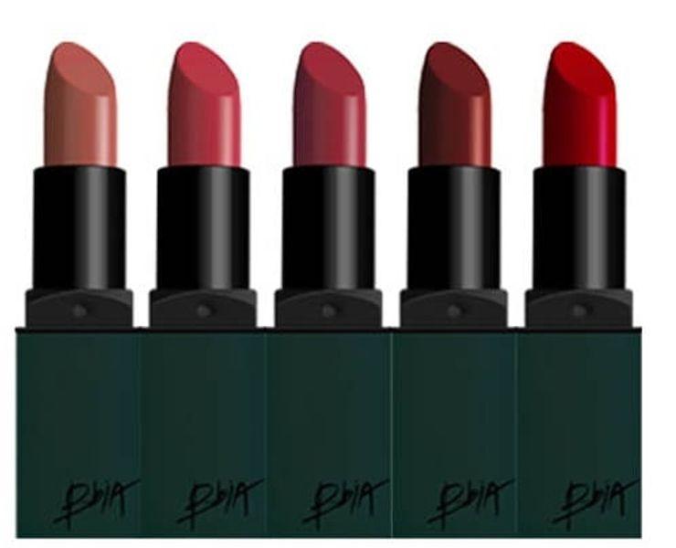 Son BbiA Vỏ Xanh Last Lipstick Green Series