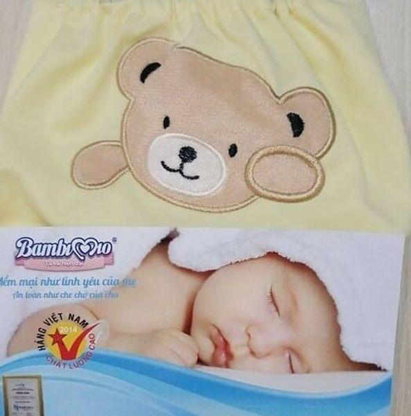 Tã Vải Bambi Mio Y-Bear NSP41(suede Cloth) Ban Đêm (6-8h) Cho Bé 3-16kg