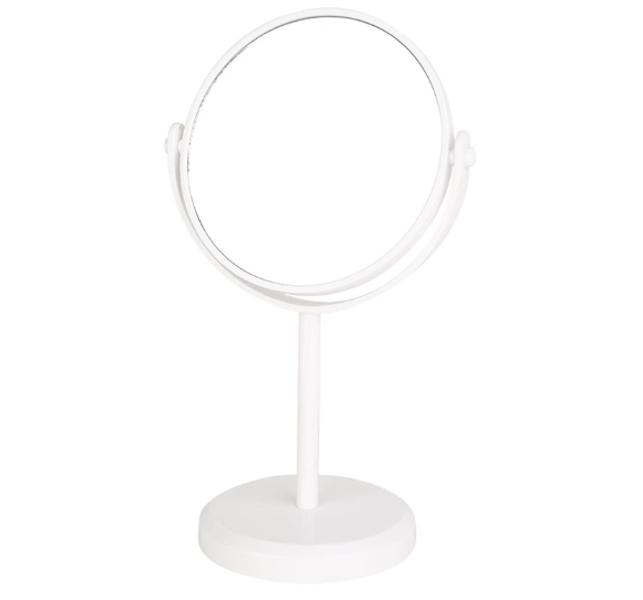 Gương Trang Điểm Để Bàn Miniso Đầu Xoay 360 Độ
