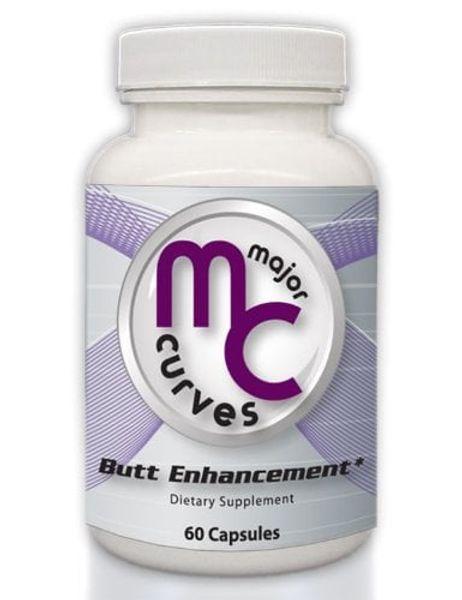 Viên Uống Hỗ Trợ Nở Mông Major Curves Butt Enhancement