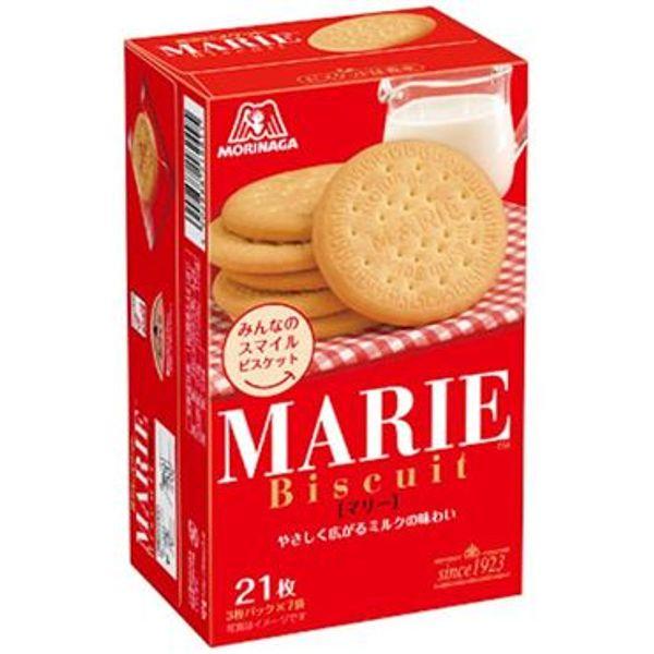 Bánh Quy Bà Bầu Morinaga Marie (vị Sữa)