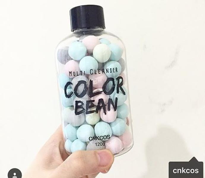 Viên Tắm Trắng Da CNKCOS Color Bean Cho Da Mặt