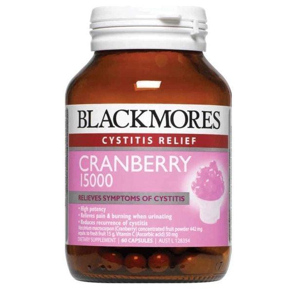 Viên Uống Blackmores Cranberry 1500mg Viên Của Úc