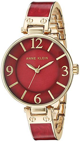 Đồng Hồ Anne Klein AK/2210BMGB Đỏ Burgundy Ấn Tượng